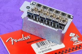 Fender Mexico Classic Player Stratocaster Strat Tremolo Bridge