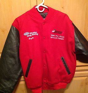 ANGELLE SAMPEY PERSONAL COLLECTION NHRA EVENT CHAMPION JACKET