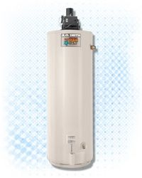 NEW AO Smith POWER SHOT Power Vent Gas Water Heater PROPANE 50gl