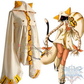 Anime Cosplay BlazBlue Calamity Trigger Taokaka Costume Dress