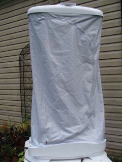 Portable Travel Garment Clothes Steamer Fabric Freshener LRF4001RY