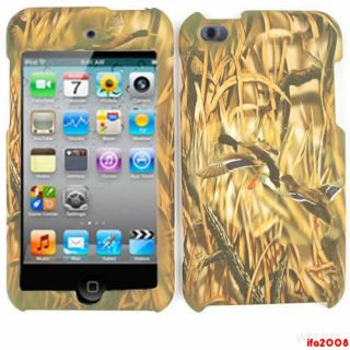 OAK DUCK CASE COVER SKIN FACEPLATE HOUSING for IPOD TOUCH 4TH GEN 4G