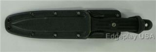 Boker AF12 Applegate Fairbairn Combat Knife Kydex Sheath Military