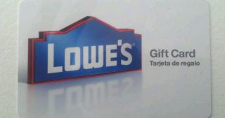 Lowes coupon card 10%OFF good till5 15 2012 Great t Use