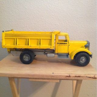 1953 Smith Miller Antique Toy Dump Truck