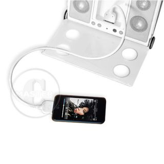 Dock Extension Cable Cord Extender for Apple iPod iPhone iPad