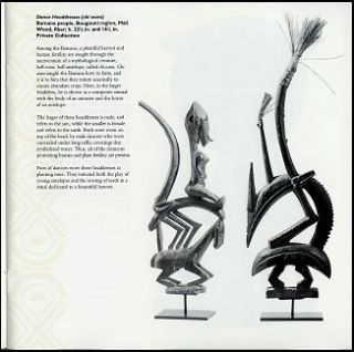 Book African Art Masterpieces in Private Collections
