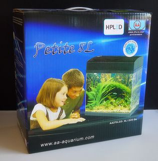 Gallon Aquarium Fish Tank for Tropical and Saltwater Type