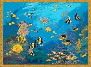 Tropical Fish Murals Aquarium Wallpaper Mural