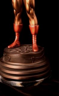 IRON MAN Faux Bronze CLASSIC Bowen Statue Limited Edition Collectible
