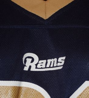 St Louis Rams NFL Womens Jersey Adam Archuleta New L