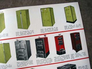 1938 American Radiator Co Catalog NY * Heating Air Conditioning Boiler