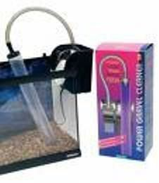Aquarium Power Cleaner Underworld Mains Fish Tank Clean