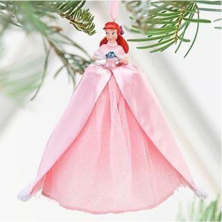 Disney 2010 Little Mermaid Ariel Winter Doll Ornament