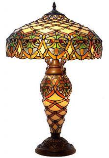 Beautiful Arielle Tiffany Style Table Lamp