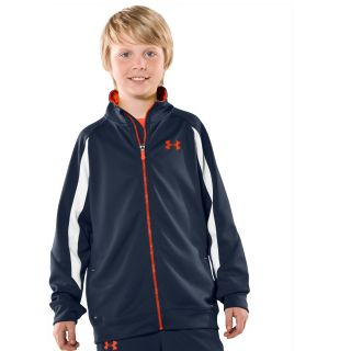 Under Armour Boys Victory Full Zip Knit Jacket