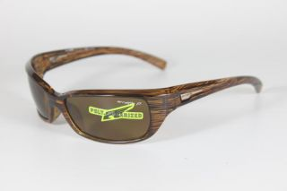 New Arnette AN4138 04 Crawfish Havana Brown Polarized Sunglasses
