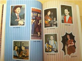 RARE 1961 V2 1 Grand Ole Opry History Picture Book Loretta Lynn Kitty