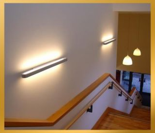 New Modern 90cm 110V 120V Talo Parete Halo Modern Wall Lamp Light