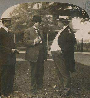 PRESIDENT SV   William Howard Taft & Arthur Vorys   CH Graves