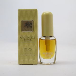 aromatics elixir by clinique 14 oz perfume spray nib
