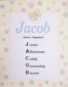 Precious Moments Nursery Art Room Wall Decor Any Name