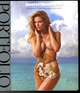 2009 Sports Illustrated Swimsuit Portfolio Explorers Edition Gorgeous