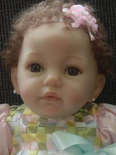 ASHTON DRAKE ADORABLE BABY ELLA SO TRULY REAL BABY DOLL DIANNE EFFNER