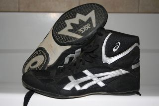 Ultra RARE Asics Split Second 4 Wrestling Shoes Size 10