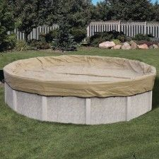 21 Round Armor Kote Winter AG Swimming Pool Cover
