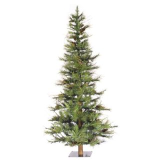 Vickerman Ashland Fir 72 Artificial Christmas Tree A807560