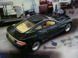 aston martin vanquish v12 1 64 limited edition model