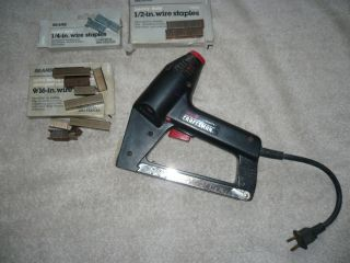 Craftsman Electric Staple Gun Model 193 684710