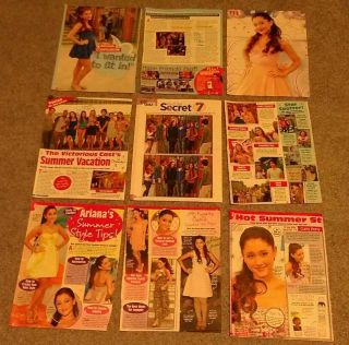 Victorious Posters Articles Victoria Justice Ariana Grande Avan Jogia