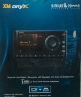 Sirius XM Onyx for Sirius for XM Car Satellite Radio Receiver