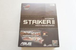 Asus Striker II Extreme Core 2 Quad Core Motherboar NVIDIA nForce 790i