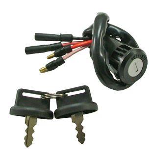 New Cru Ignition Key Switch Honda TRX 300 TRX300 Fourtrax 2x4 4x4