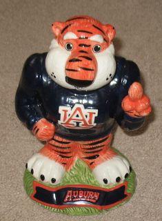 Auburn University Tiger Mascot Bank Unique