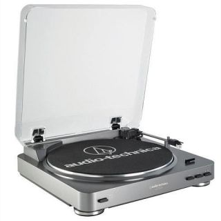 Audio Technica Fully Automatic Belt Driven USB Turntable