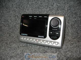 Audiovox SIR PNP3 144 2453 Portable Car SIRIUS Satellite Radio