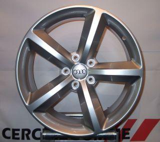 Set 4 Cerchi in Lega 18 Audi Q5 Q3 A3 A4 A6 Avant s Line 8K5 8ed B6 B5