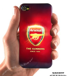 FC FCB iPhone 4s 4 OS Cover Case Back Skin Housing Football Club