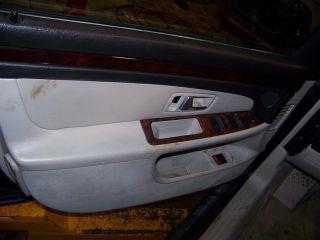 Interior Door Panel Driver Audi A8 S8 98 99