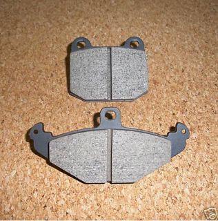 Lotus Elise Brake Pads MMC Aluminum Rotors