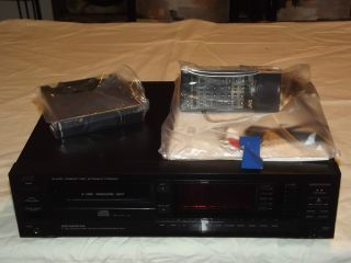 JVC XL M701BK Compact Disc Auto Changer CD Player New