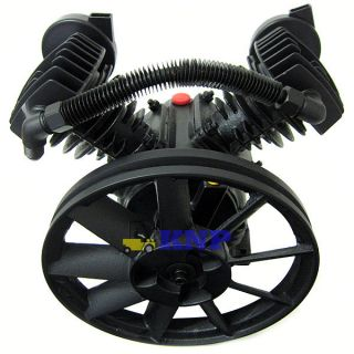2HP Air Compressor Pump 11 Pulley 1200rpm New Auto Garage HD