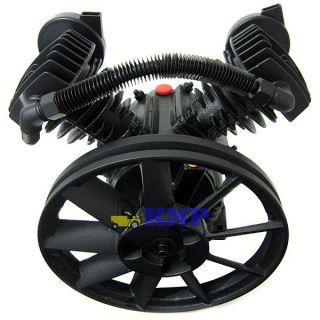2HP Air Compressor Pump 11 Pulley 1200rpm New Auto Garage HD