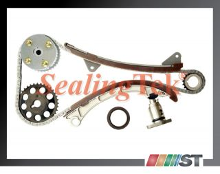 VVT I Timing Chain Kit w VVT Gear 1 8L 1ZZ FE Engine Parts