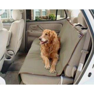 New Solvit Waterproof Car Bench Seat Cover Dog Cat Pets