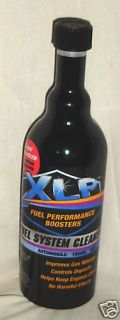 XLP Fuel Performance Boosters System Cleaner Auto Amway